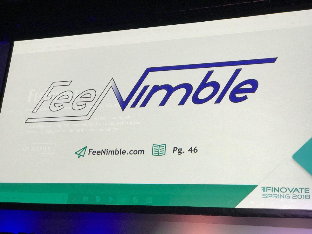Fee nimble